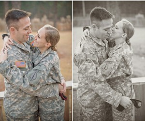 american, military, and cute image