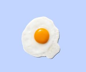 egg, minimalist, and pale image