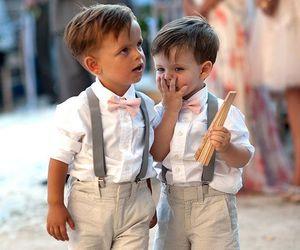 kids, boy, and children image