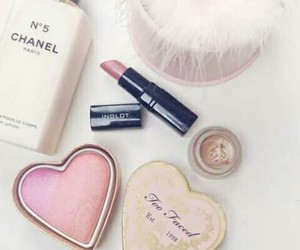 beauty, cosmetics, and chanel image