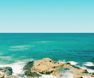 background, ocean, and sea image