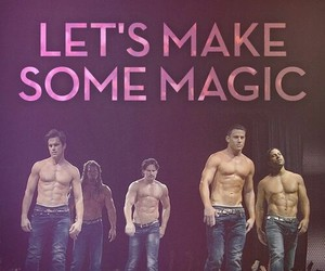 channing tatum and magic mike image
