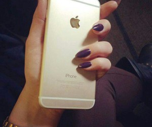 classy, gold, and iphone image