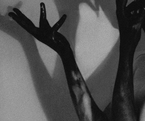 alternative, b&w, and black image