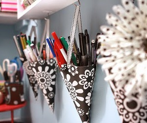 craft room and organization image