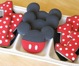 Cookies and mickey mouse image