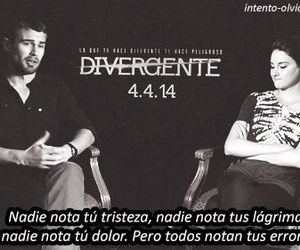 frases, divergente, and four image