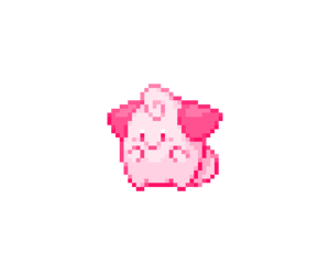 pink, pixel, and png image