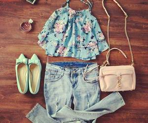 outfit, summer, and style image