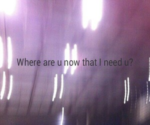 quote, skrillex, and where are u now image