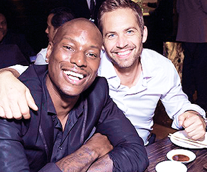 paul walker, tyrese gibson, and fast and furious image