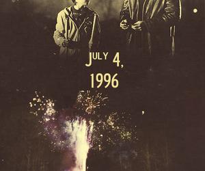 Jensen Ackles, supernatural, and collin ford image