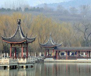 beautiful, beijing, and park image