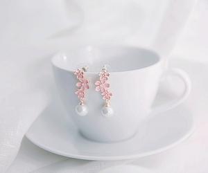 beautiful, jewel, and earrings image