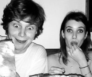 emma roberts, evan peters, and american horror story image