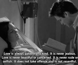 A Walk to Remember, movie, and love image