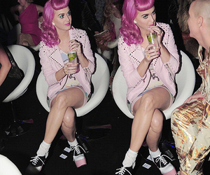 drink, katy perry, and ema image