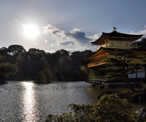 asia, japan, and kyoto image