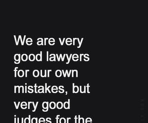 quotes, mistakes, and judge image