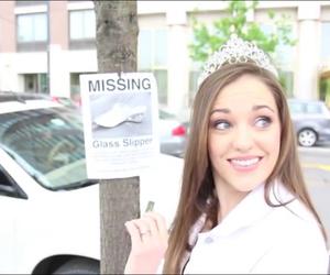 princess, laura osnes, and cinderella bway image