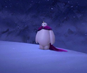 frozen, baymax, and elsa image