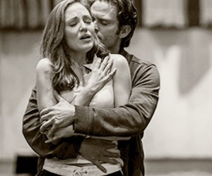laura osnes and steven pasquale image