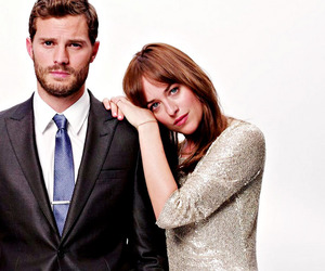 Jamie Dornan, photoshoot, and dakota johnson image