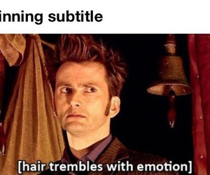 doctor who, david tennant, and allons-y image