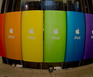 ipod and colors image