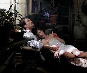 relaxing, mads, and lying down image