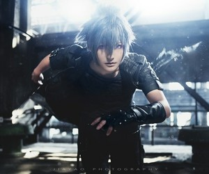 anime, manga, and final fantasy versus xiii image