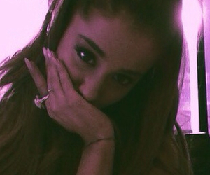 grunge, pale, and arianagrande image