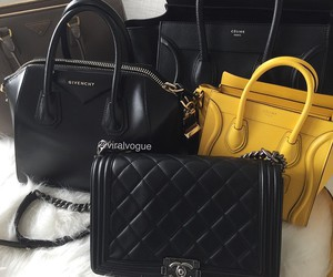 fashion, chanel, and Givenchy image
