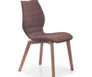 dining chair and chair tobacco fabric image