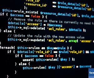 codes, programming, and tecnology image