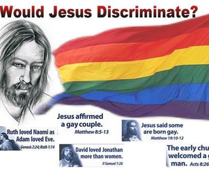 bible, discriminate, and christian image