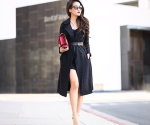 black, fashion, and cute image