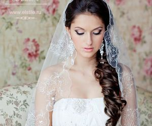 gown, hair, and hairstyle image