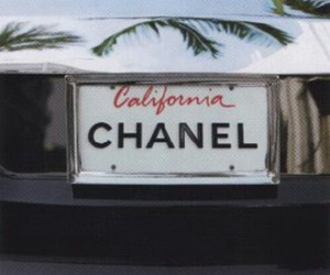 chanel, california, and car image