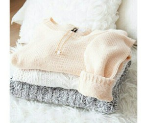 bed, pullover, and nice image