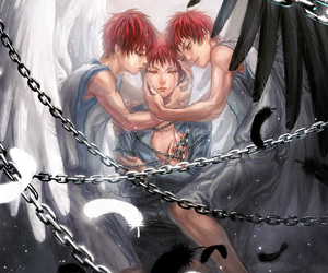 Akashi and anime image