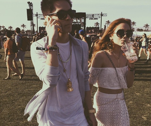 coachella, carter reynolds, and festival image