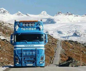 nice, view, and truck image
