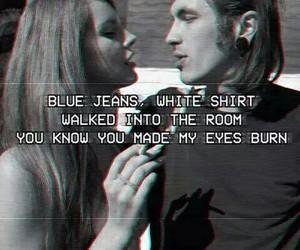 lana del rey, blue jeans, and grunge image