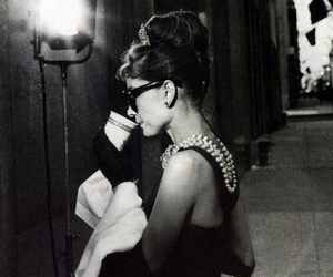 actress, Breakfast at Tiffany's, and love image