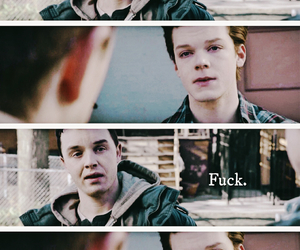 shameless, gallavich, and quote image