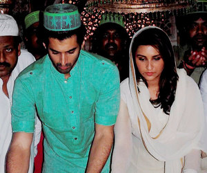 bollywood, parineeti chopra, and aditya roy kapoor image