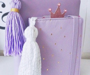diys and lavender notebooks image
