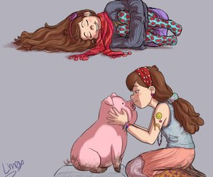 cool, gravity falls, and mabel pines image