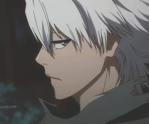 bleach, anime, and hitsugaya image